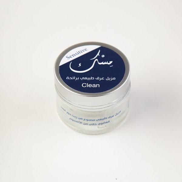 Deodorant Clean Sensitive